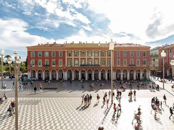 Place Massena Nice