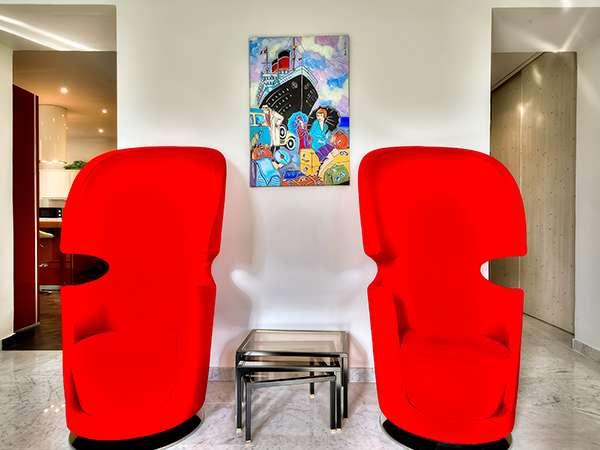 Appartement Luxueux Massena Dream à Nice 06000